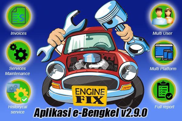 Aplikasi e-Bengkel v2.9.0