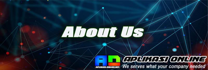 about-us aplikasi-online